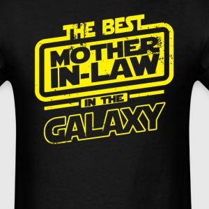 The Best Mother In Law In The Galaxy T-Shirts - Men's T-Shirt