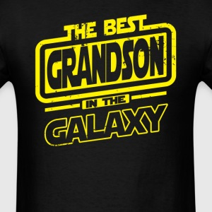 The Best Grandson In The Galaxy T-Shirts - Men's T-Shirt