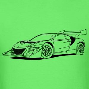 Concept Car Outlines T-Shirts - Men's T-Shirt
