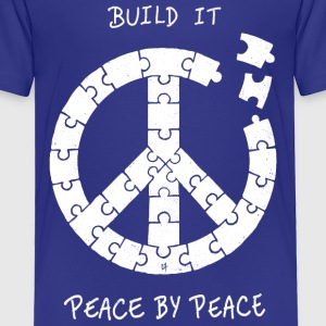 Peace by Peace Baby & Toddler Shirts - Toddler Premium T-Shirt