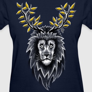 Deer Lion T-Shirts - Women's T-Shirt