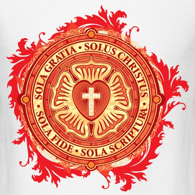 Sola Scriptura - Red