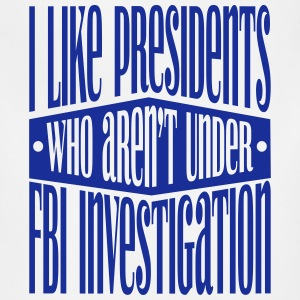 potus fbi investigation Aprons - Adjustable Apron
