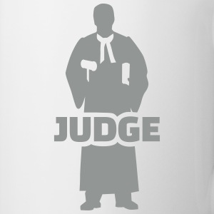 Judge Mugs & Drinkware - Coffee/Tea Mug