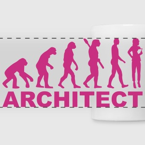 Architect Mugs & Drinkware - Panoramic Mug