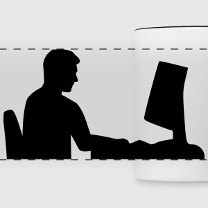 Programmer Mugs & Drinkware - Panoramic Mug