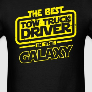 The Best Tow Truck Driver In The Galaxy T-Shirts - Men's T-Shirt
