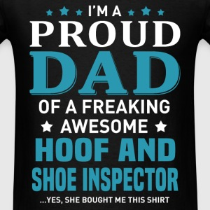Hoof And Shoe Inspector T-Shirts - Men's T-Shirt