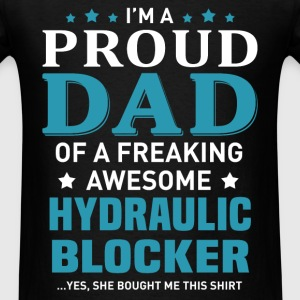 Hydraulic Blocker T-Shirts - Men's T-Shirt