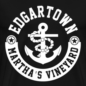 Edgartown T-Shirts - Men's Premium T-Shirt
