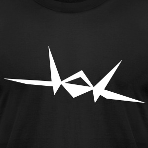 Starfox Fighter T-Shirts - Men's T-Shirt by American Apparel