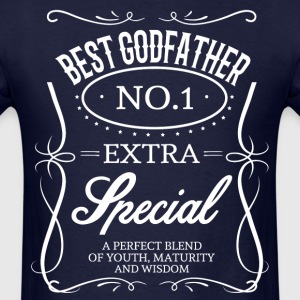 BEST GODFATHER T-Shirts - Men's T-Shirt
