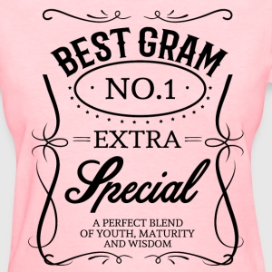 BEST GRAM T-Shirts - Women's T-Shirt