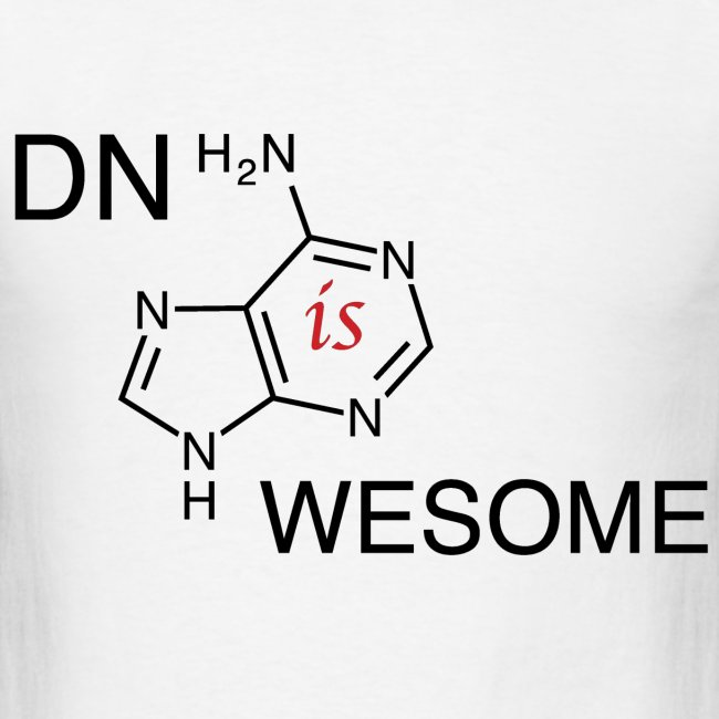 DNA is Awesome