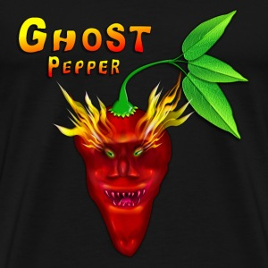 Ghost Pepper - Men's Premium T-Shirt