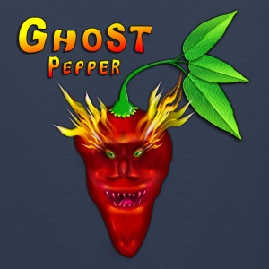 Ghost Pepper - Men's Premium Tank