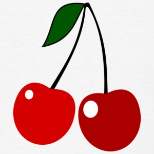 Cherries Shirt - Men's T-Shirt