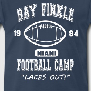 Ray Finkle Football Camp - Ace Ventura T-Shirts - Men's Premium T-Shirt
