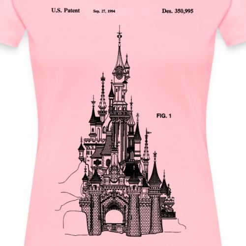 Princess Castle Patent