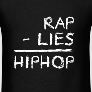 Hip-Hop Equation - Men's T-Shirt