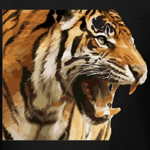 Royal Tiger - Men's T-Shirt