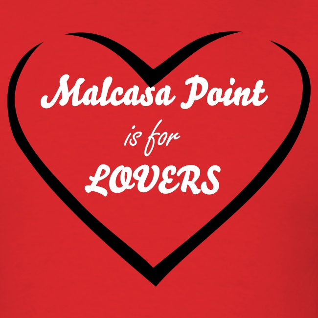 Malcasa Point is for Lovers!