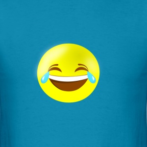 Laugh  - Men's T-Shirt