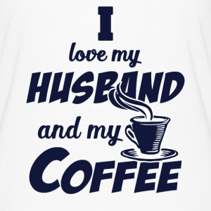 Husband and coffee T-Shirts - Women's Flowy T-Shirt