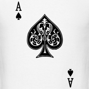 Ace Card - Men's T-Shirt