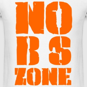 No BS Zone - Men's T-Shirt