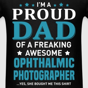 Ophthalmic Photographer's Dad - Men's T-Shirt