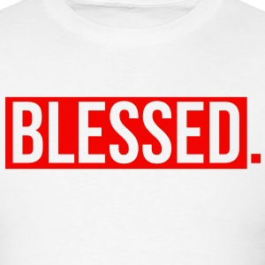 blessed T-Shirts - Men's T-Shirt