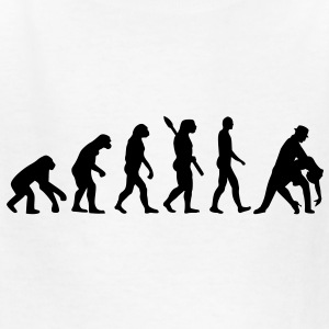 Evolution dancing Kids' Shirts - Kids' T-Shirt