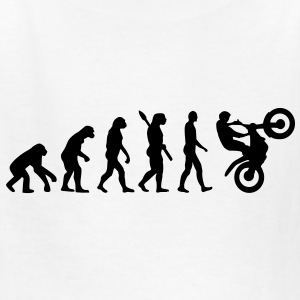 Evolution Motocross Kids' Shirts - Kids' T-Shirt