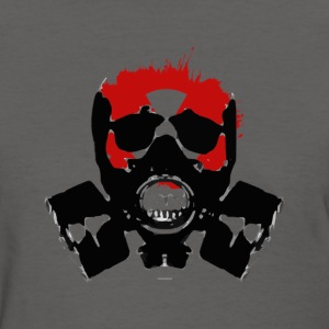 Gas Mask  - Women's T-Shirt