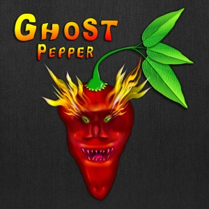 Ghost Pepper - Tote Bag