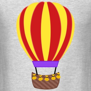 Hot Air Balloon - Men's T-Shirt