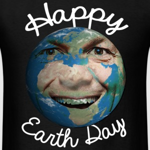 Happy Earth Day T-Shirts - Men's T-Shirt