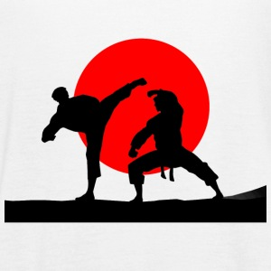 Karate Japan Tanks - Women's Flowy Tank Top by Bella