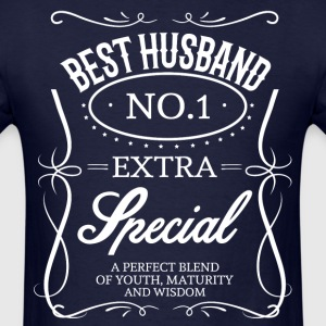 BEST HUSBAND T-Shirts - Men's T-Shirt
