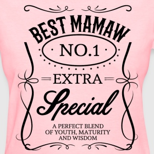 BEST MAMAW T-Shirts - Women's T-Shirt