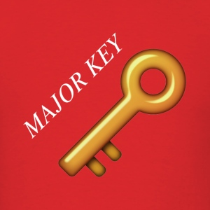 Major Key Dj Khaled T-Shirts - Men's T-Shirt