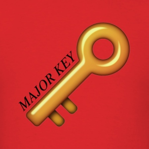 Major Key T-Shirts - Men's T-Shirt
