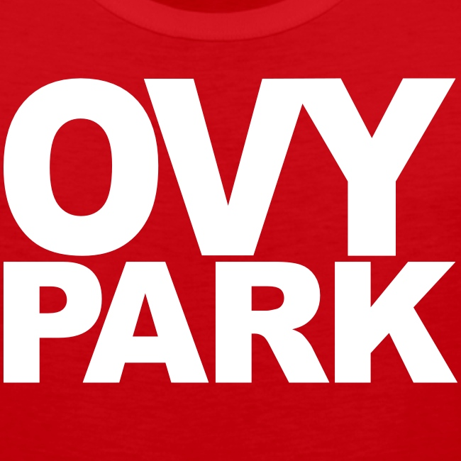 Men's Ovy Park Premium Tank