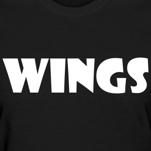 Wings T-Shirts - Women's T-Shirt