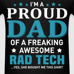 Rad Tech's Dad - Men's T-Shirt