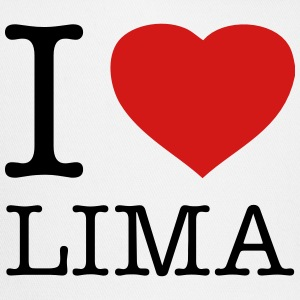 I LOVE LIMA - Trucker Cap