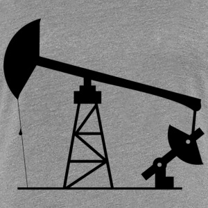 Oil Well - Women's Premium T-Shirt