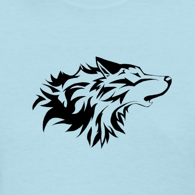 Wolfe Pack (Logo Only - Ladies)