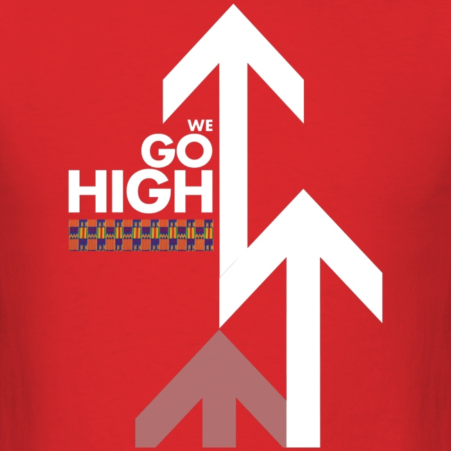 We Go High (White Arrow)